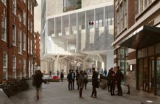 Dublin architecture firm wins contest to design €125m building for London School of Economics