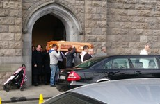 """He was in the wrong place, but he was on the right path"" - Martin O'Rourke laid to rest"