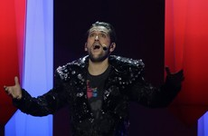 Romania has been disqualified from the Eurovision