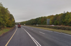 Gang robbed men sitting in car on motorway