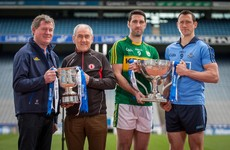 Poll: Who will win Sunday's National Football League finals at Croke Park?