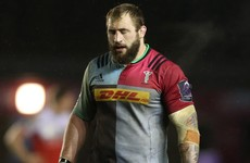 Conor O'Shea defends Joe Marler over kick