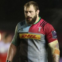 Conor O'Shea defends Joe Marler over kick