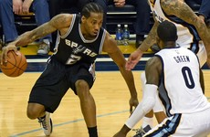 The Spurs, Cavs cruise in play-offs