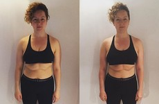 This Irish blogger lost a whopping 17 pounds in one week