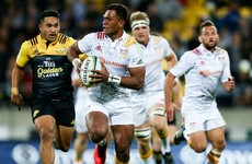 Chiefs edge Hurricanes in Super Rugby classic