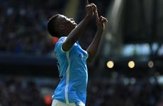 Iheanacho scores twice as Man City strengthen grip on Champions League spot