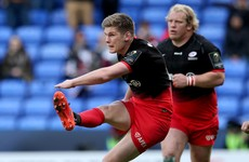 Saracens look unstoppable in European semi-final with a sideshow feel