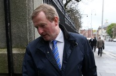 Enda and Micheál had 'good discussion' but water charges still divide parties