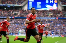 Anthony Martial's last-gasp winner sends Man United into first FA Cup final since 2007