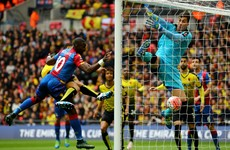 Connor Wickham strikes for Palace to set up United final