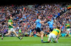Dubs flex their muscles, Kerry's room to improve - Monday's football talking points
