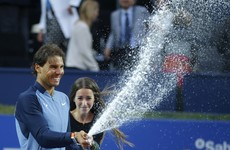 Nadal equals long-standing record with another tournament victory