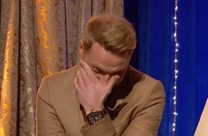 Ronan Keating was publicly embarrassed by Michael McIntyre... the Dredge