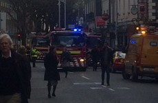 200 businesses and homes left without electricity after fire in Dublin city centre