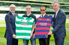 Barcelona and Celtic will bring their stars to Dublin game - organisers