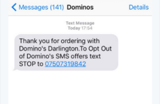 This guy got a pizza delivered to him while on a train and he's now the internet's hero