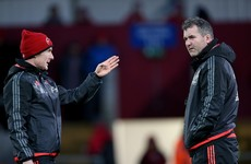 Munster assistant Ian Costello to take the reins at English Championship side Nottingham