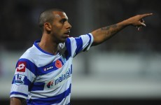 Ferdinand death threat delivered to Loftus Road