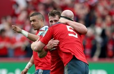 Stander calls on POC for leadership chats before Munster's Edinburgh clash