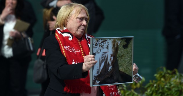 We'll Leave It There So: The Hillsborough 96 unlawfully killed and all today's sport