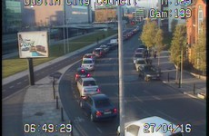 Commuting liveblog: VERY heavy traffic after several crashes in Dublin
