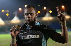 Pro12 champions suffer massive blow as Fijian talisman Nakarawa departs for France