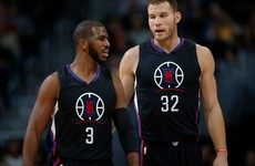 Blake Griffin and Chris Paul will miss the rest of the playoffs, and the Clippers' window slammed shut