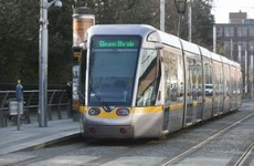 If you get the Luas, you need alternative plans tomorrow