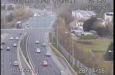 Commuting liveblog: Heavy traffic, Luas strikes and a crash on the M50