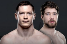 Joseph Duffy to return to UFC action in Las Vegas in July