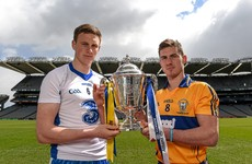 Tactics, sweepers and mutual respect as Clare and Waterford face off in League final