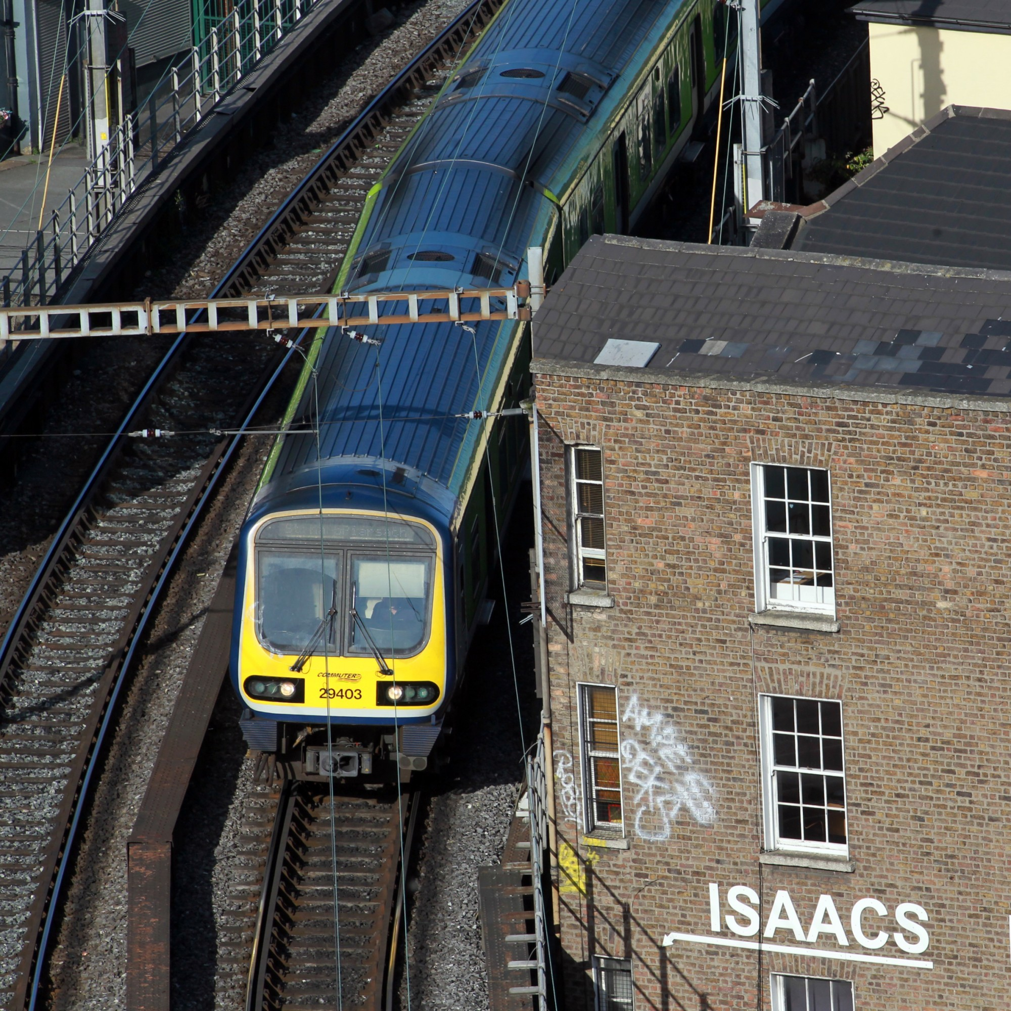 Taking the train this weekend? There are some major timetable changes