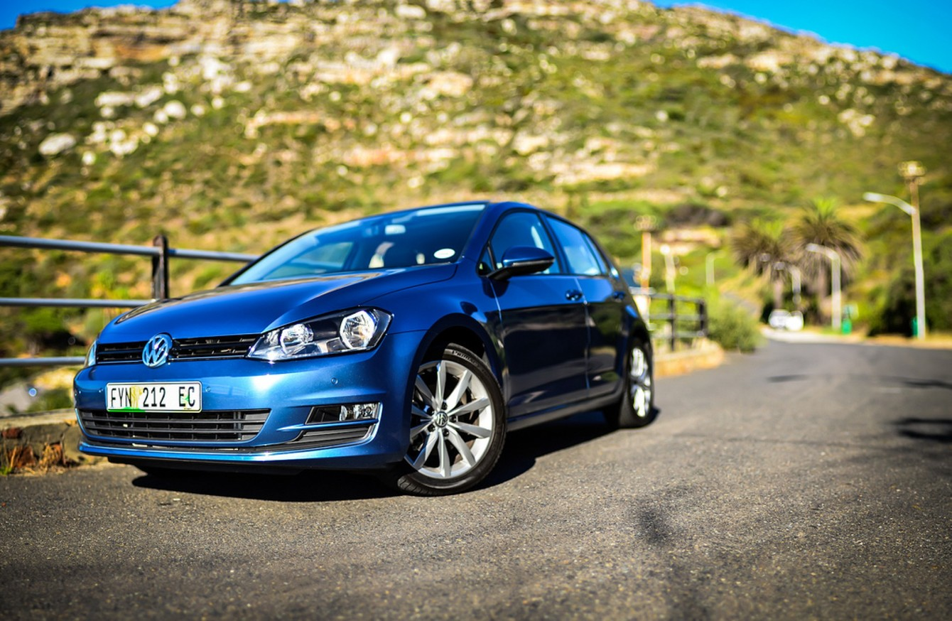 volkswagen is recalling cars in ireland starting with this golf model. Black Bedroom Furniture Sets. Home Design Ideas