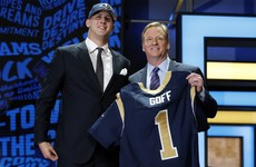 The NFL's warped concept of 'values' and other lessons learned on the first night of the draft