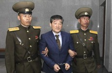 US citizen gets 10 years of hard labour in North Korea for 'spying'