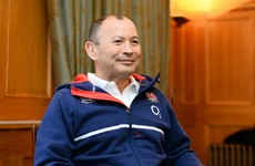 Eddie Jones is aiming to make England 'the best side in the world' within three years