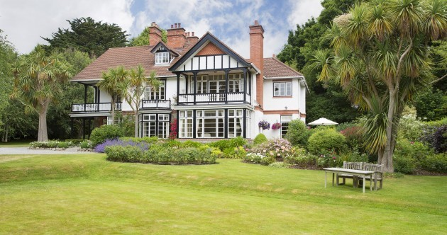 This Edwardian home mixes Tudor inspiration with Arts and Crafts features