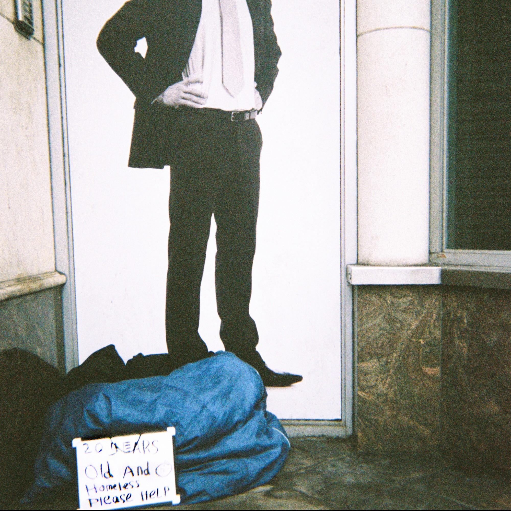Life on the streets - how Dublin looks to a homeless photographer