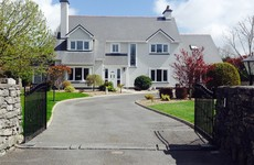 You can have two for the price of one with this Galway home
