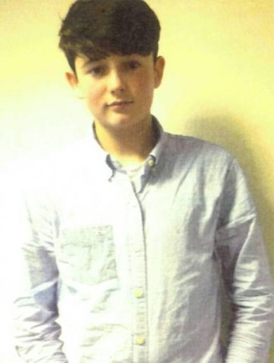 Missing teenage boy found 'safe and well'