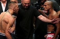 UFC Dublin headliner Diego Brandao has been cut by the organisation following his arrest