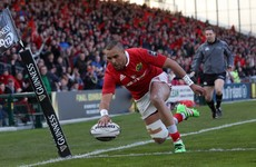 As it happened: Treviso v Connacht, Munster v Edinburgh - Pro12 match tracker