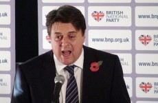 "BNP leader says opponents of Trinity debate used ""fascist methods"" to stop it"