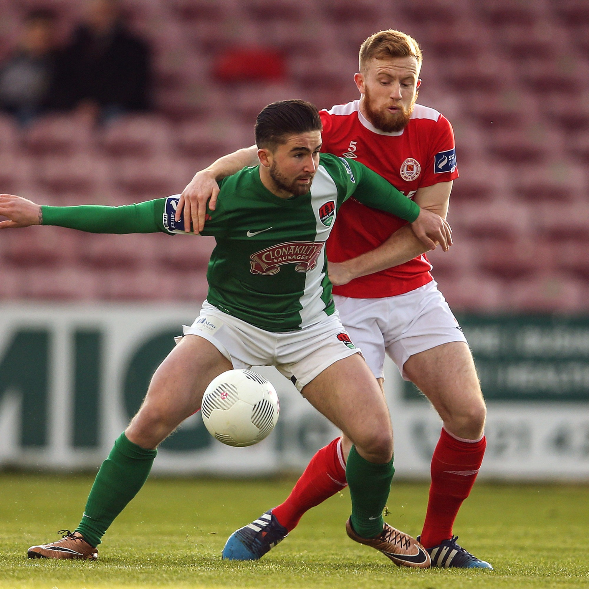 In-form Cork edge Pat's to go second