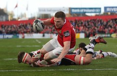Better late than never! Munster clinch bonus point to close in on Champions Cup