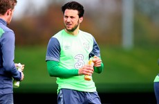 Arter boost for Ireland as midfielder returns from two-month lay-off