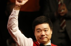 Ding to face Selby in World Championship final
