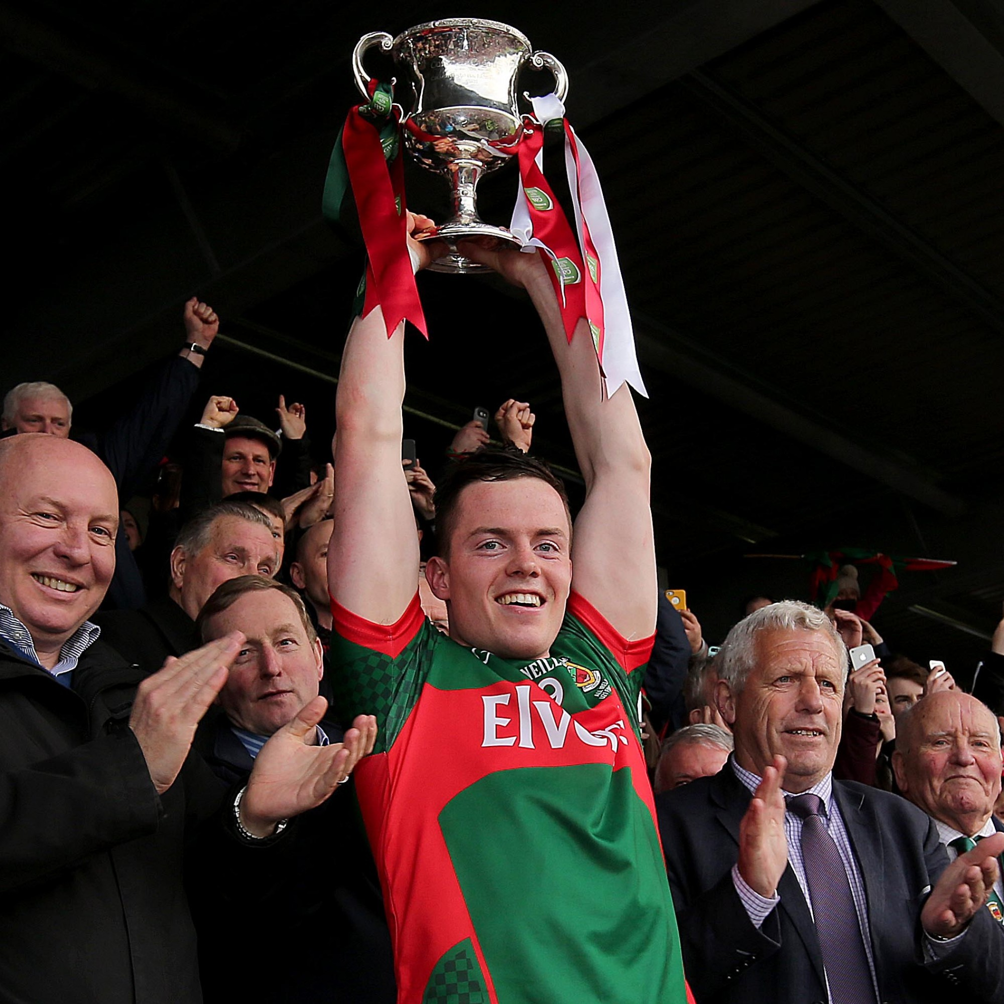 Mayo claim All-Ireland U21 title with clinical 5-goal defeat of Cork