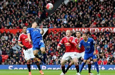 As it happened: Man United v Leicester, Premier League